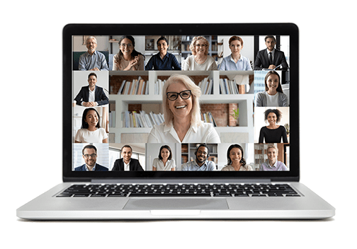 Work from home with Rally's White Glove Service